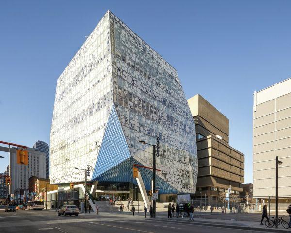 centro studentesco Ryerson di Toronto