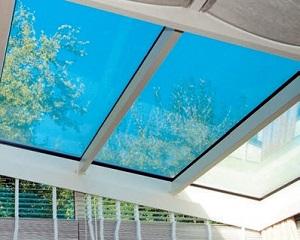 Poliedra-Sky Finestre per facciate e lucernari: sistemi di facciate continue