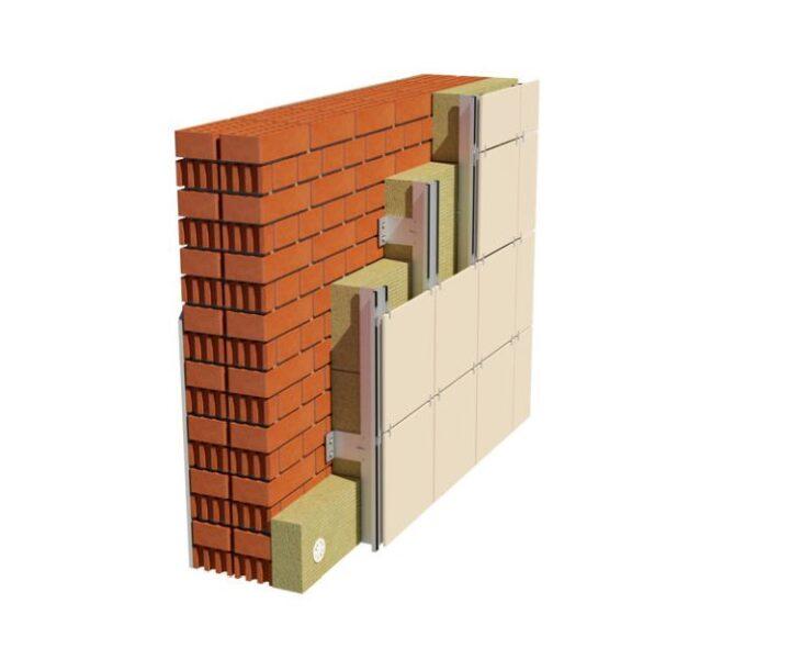 Come si costruisce una facciata ventilata