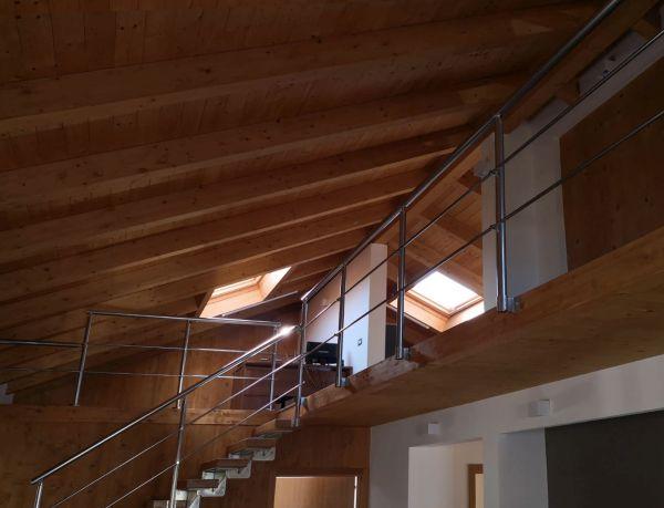 Finestre da tetto FAKRO, pratiche ed ecosostenibili, per la sede amministrativa di AIAS a Gela