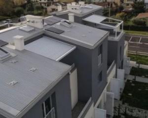 Soluzioni personalizzate Fakro in un intervento di social housing
