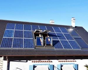 Rinnovato il sottotetto installando le finestre balcone FAKRO