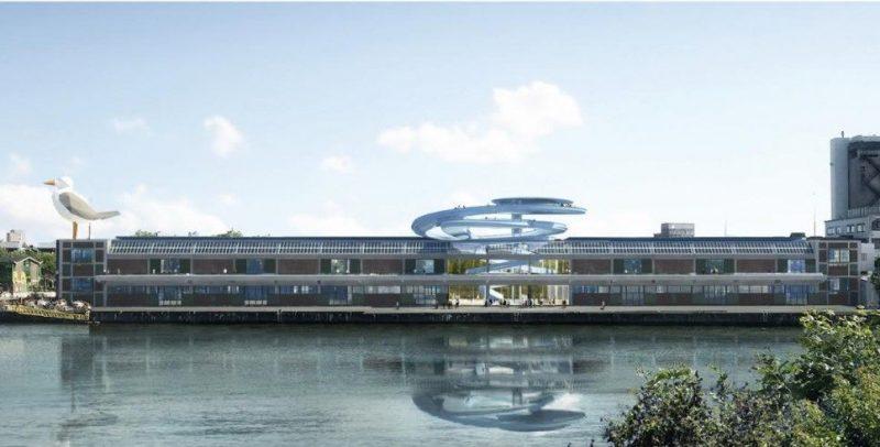Fenix Museum of Migration a Rotterdam: quando l'architettura incontra la storia