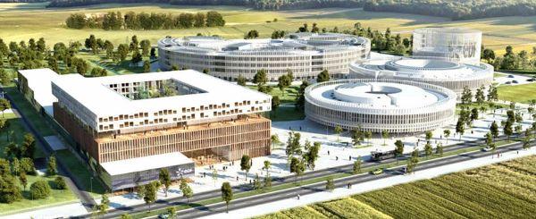 nuovo centro di ricerca e sviluppo EDF