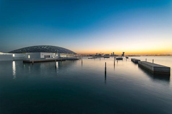 La gamma di soluzioni protettive FILA per il Louvre di Abu Dhabi