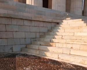 FILA riporta all'antico splendore il Tempio canoviano di Possagno