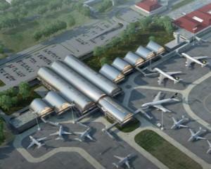 Terminal dell'aeroporto internazionale di Mactan-Cebu