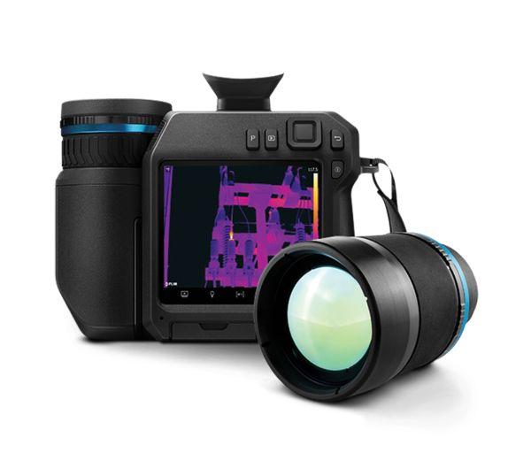 Nuova termocamera T860: alte prestazioni per il settore industriale