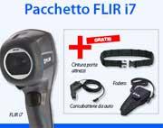 FLIR Systems: offerte esclusive per le termocamere FLIR i7 e FLIR E60bx