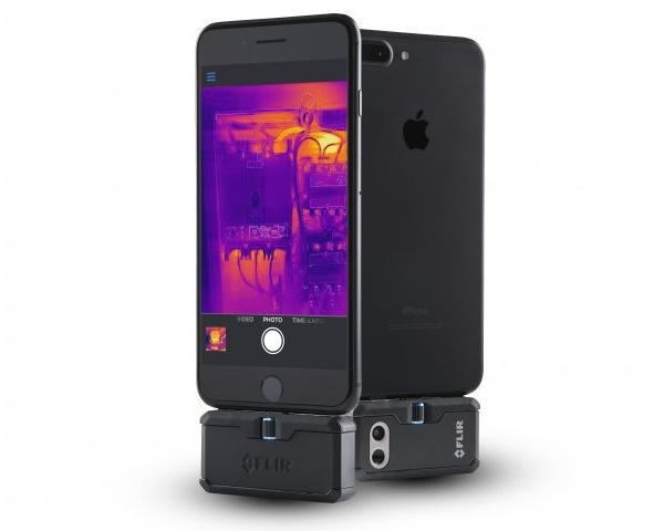 La nuova termocamera FLIR ONE Pro LT per smartphone e tablet
