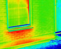La termografia: un valido aiuto per dispersioni, umidità, infiltrazioni, perdite 1