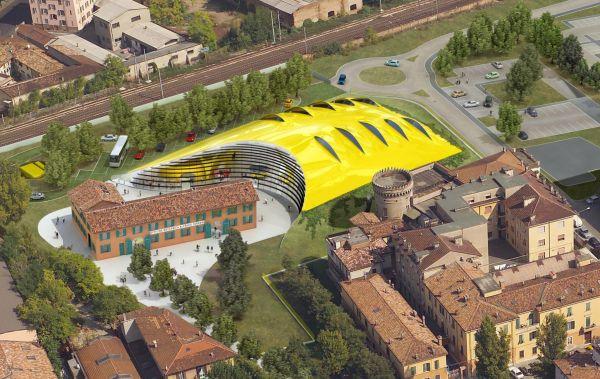 Foamglas per il Museo Casa Enzo Ferrari a Modena