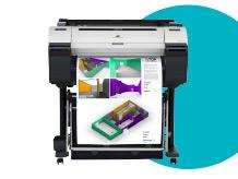 Soluzioni di stampa grande formato