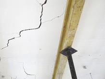 Controsolaio per il miglioramento strutturale del solaio