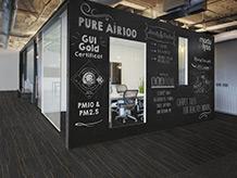 Pavimentazioni tessili Pure Air 100