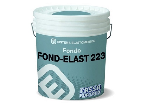 Fond-Elast 223 - Fondo uniformante e riempitivo per esterni