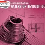 Accessori waterstop per fondazioni inbentonite e PVC