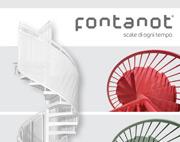 Techne Fontanot: scale per gusti straordinari
