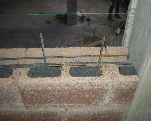 Il sistema di ancoraggio Legnobloc