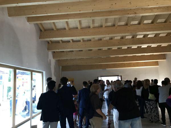 Inaugurazione del nuovo Polo multifunzionale di Amatrice