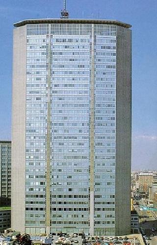 Palazzo per Uffici Pirelli a Milano