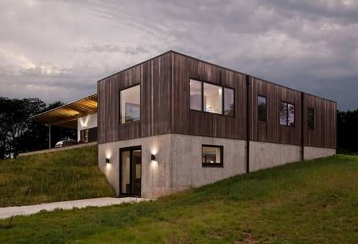 Haus realizza una villa privata dal design moderno ed efficiente
