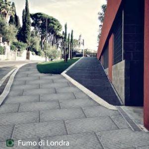 pavimentazione per esterno pietra toscana. Black Bedroom Furniture Sets. Home Design Ideas