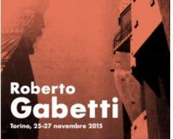 Giornate di studio in onore di Roberto Gabetti 1