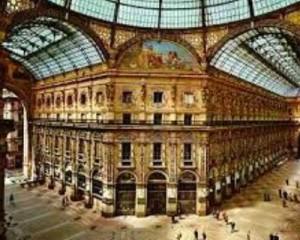 Galleria Vittorio Emanuele II restaurata per l'Expo 1