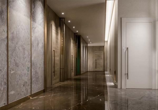 Porte di design per strutture alberghiere