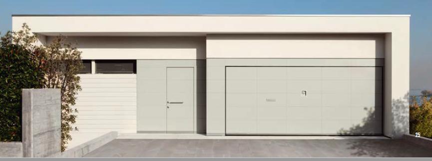 Porte per garage e d 39 ingresso silvelox per tutte le esigenze - Ingresso garage ...