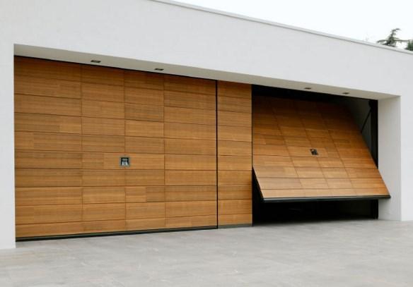 Silvelox produce porte per garage basculanti e sezionali e porte blindate