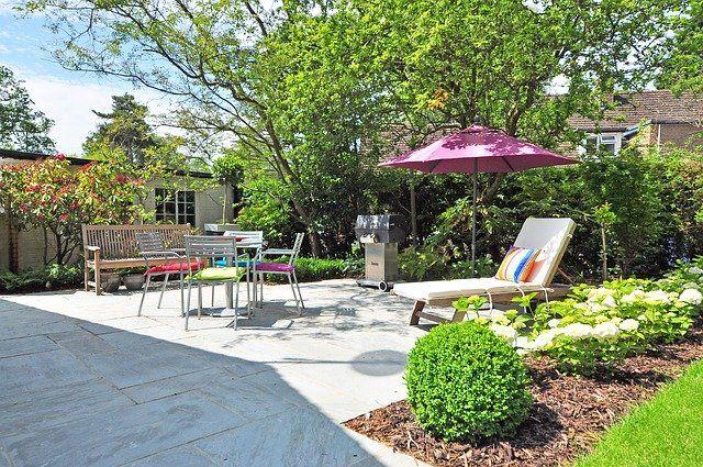 interventi per sistemare il giardino di casa in edilizia libera
