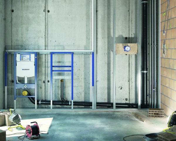 Progettare Il Bagno Di Casa : Progettare il bagno insonorizzando gli impianti