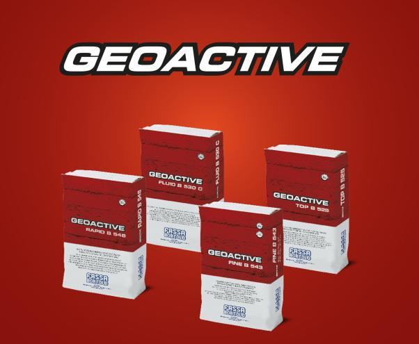 Prodotti linea Geoactive