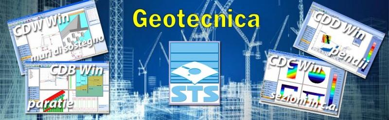 Copertina di presentazione della Libreria Geotecnica