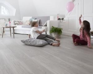 Virtuo, il pavimento in PVC riciclabile al 100%