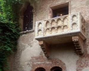 Il Balcone di Giulietta torna al suo antico splendore