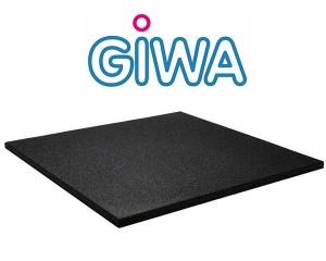 Pavimenti in gomma Giwa: tecnologia al servizio degli sportivi