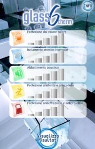 Glass6therm, la App del vetro di Glass6