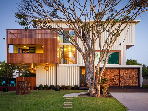 Graceville Container Home