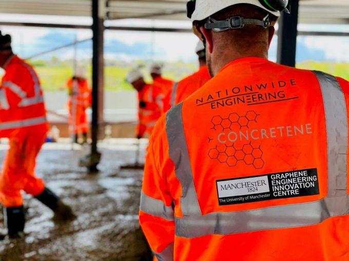 Grafene in edilizia: l'esempio della società di costruzioni Nationwide Engineering