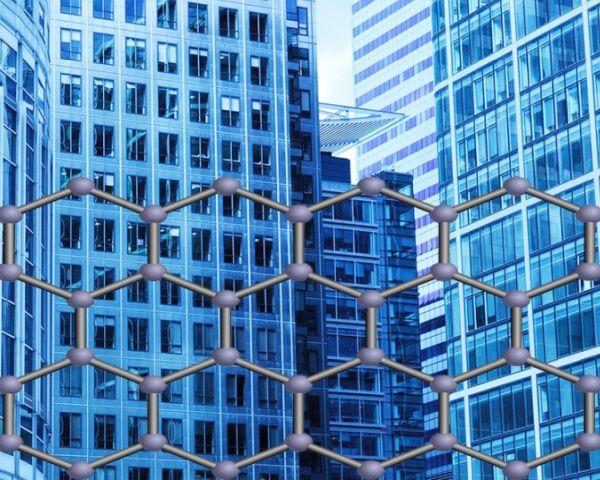Grafene in edilizia: il super-materiale combinato al cemento per costruzioni efficienti