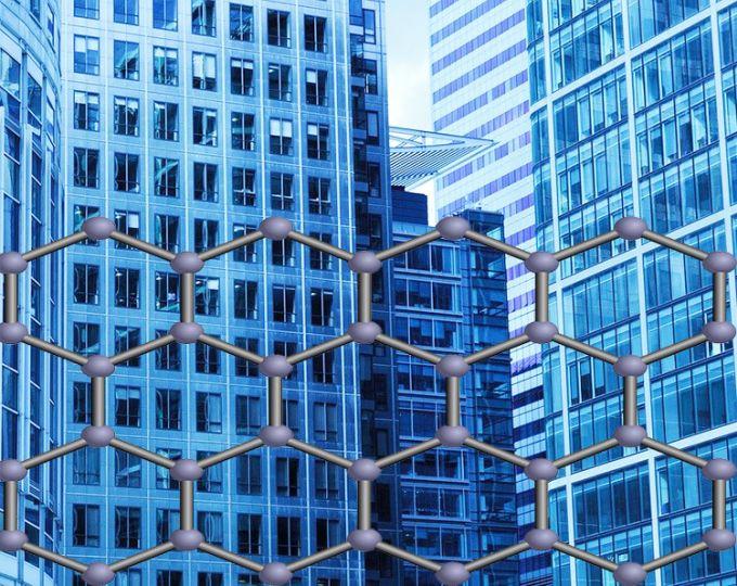 A Manchester impiego del grafene nel calcestruzzo