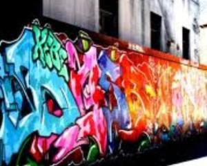 Sandtex graffiti, pulitore ecologico 1