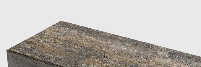 Masselli e lastre effetto pietra nella finitura Graniti