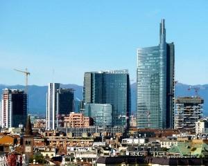 Espansione verticale di Milano 1