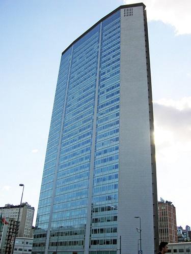 Il grattacielo Pirelli di Milano