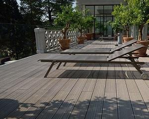 Sistema di pavimentazione outdoor Greenwood Deck