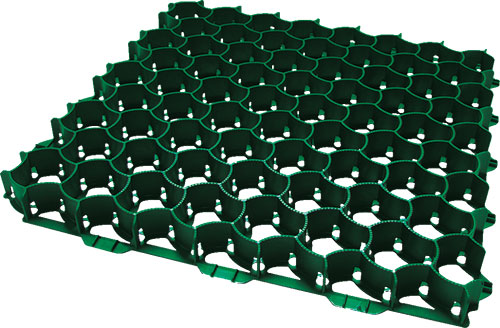 Salvaverde Griglia Per Parcheggi Inerbiti E Aree Verdi
